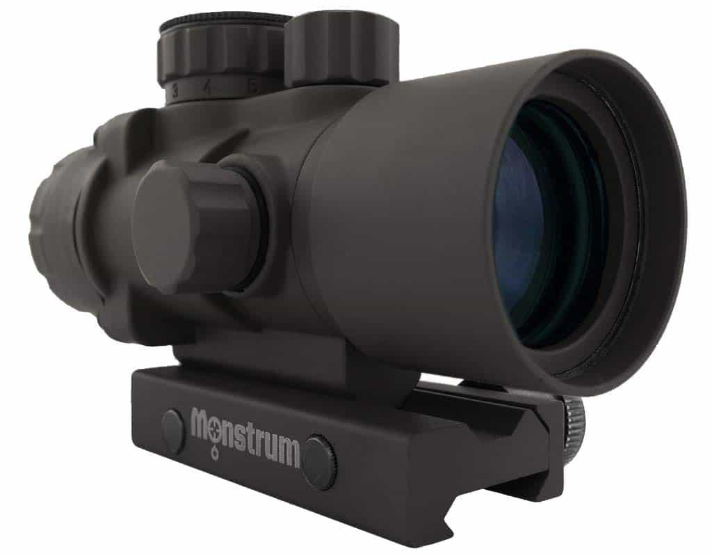Monstrum S330P 3X Prism Scope